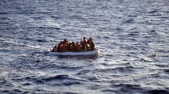 Bir göçmen faciası daha: 11 ölü!