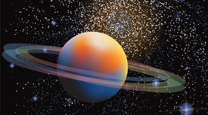 Satürn; yapılandırmak, engeller, hastalıklar, kalıcılık, sağlamlık, eski, yaşlı, olgunluk, ciddiyet anlamına gelir.