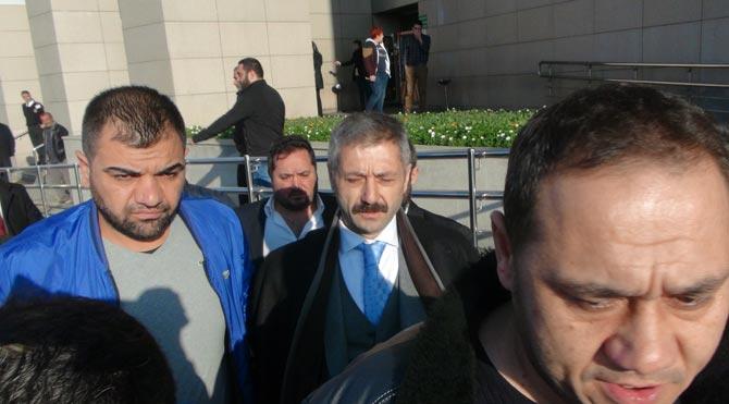 Sedat Şahin serbest bırakıldı