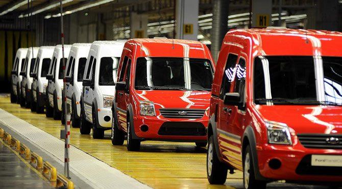 Türkiye ticari araç üretiminde yüzde 34 artış