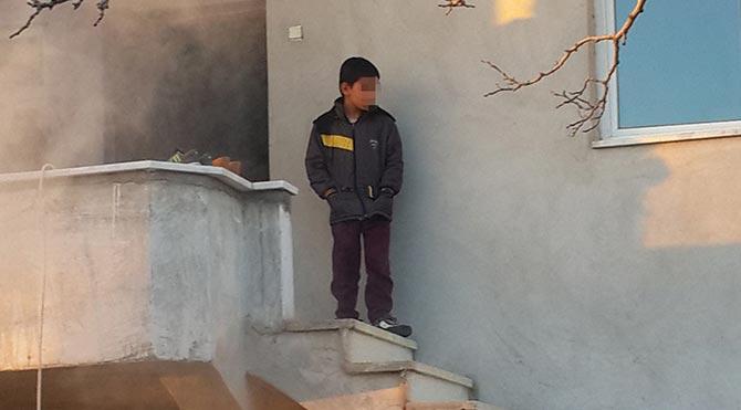 Tüfekle oynarken 4 yaşındaki kardeşini öldürdü