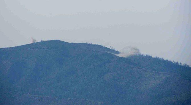 Rusya Türkmenleri bombaladı