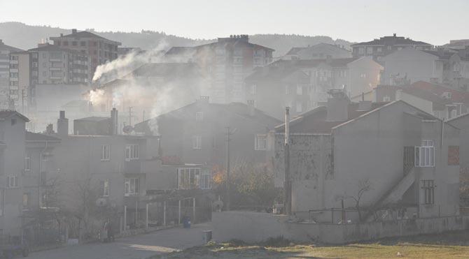 İşte Türkiye'nin en kirli havasının olduğu yer!