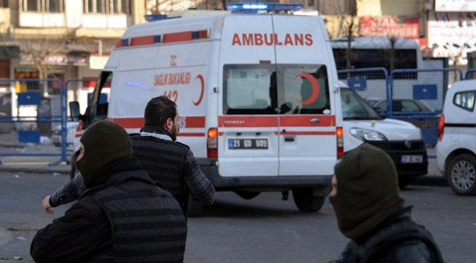 Sur'da PKK bombası: 1 şehit