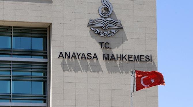 Anayasa Mahkemesi'nden kritik karar