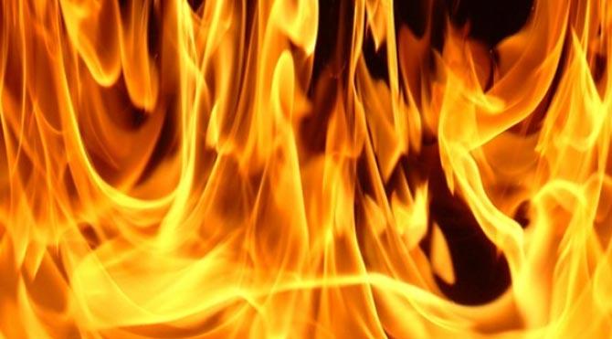 Fethiye Cezaevi'nde yangın çıktı!