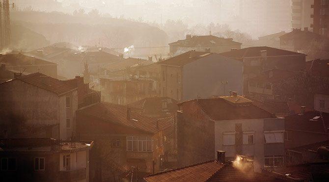 Hava kirliliği ile yaşamanın 6 formülü
