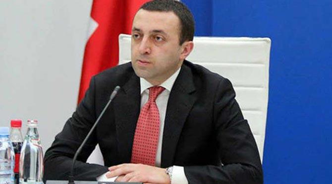 Gürcistan Başbakanı Garibaşvili görevinden ayrıldı!