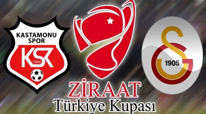 Kastamonu – Galatasaray ZTK maçı canlı izle – A Haber canlı yayın