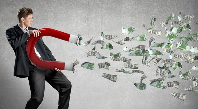 Akrepler için 2016'nın özeti: Para, para, para…