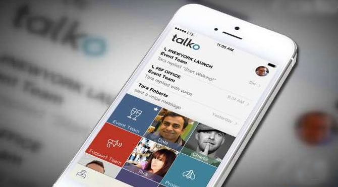 Microsoft'tan 'Talko' hamlesi