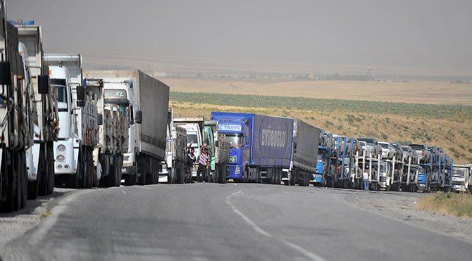 Türk ürünleri Rusya'ya İran'dan girebilir