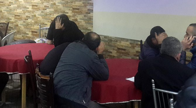 """Adana'daki """"kumar partisi""""ne bir baskın daha!"""