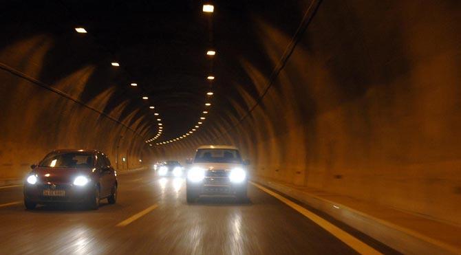 Bolu Dağı Tüneli kapandı