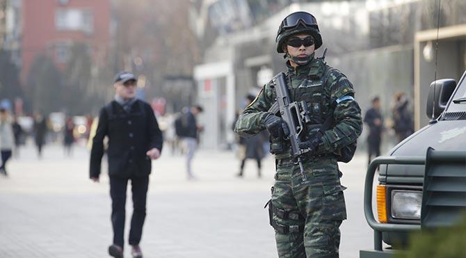 Çin'den vatandaşlarına Türkiye uyarısı