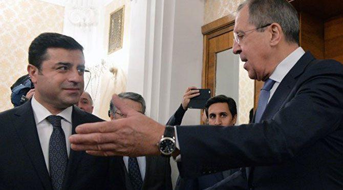 HDP'den 'Rusya' açıklaması