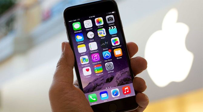 iPhone 7'den ilk görüntü