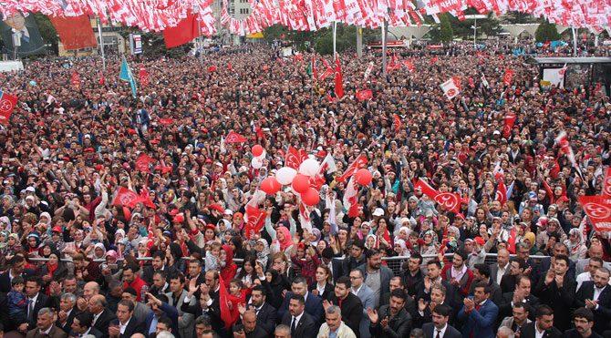 MHP'de 'çakma kampanya' krizi