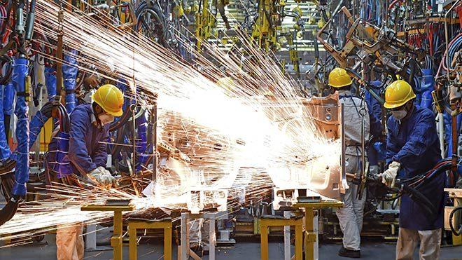 Çin'in sanayi üretimi yüzde 6 artacak