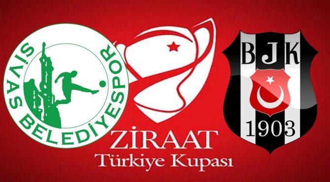 Sivas Belediyespor Beşiktaş maçı canlı izle – A Haber canlı yayın