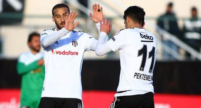 Sivas Belediyespor Beşiktaş Geniş Maç Özeti İzle