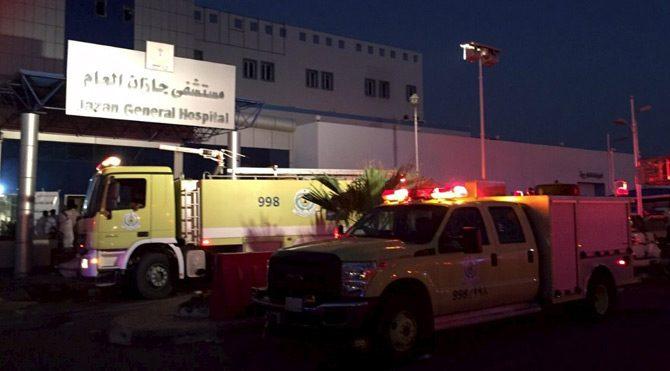 Suudi Arabistan'da katliam gibi yangın