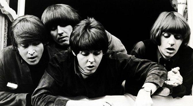 The Beatles Spotify'da