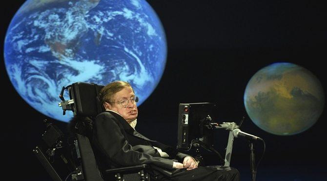 Stephen Hawking Uzaya Gidiyor!