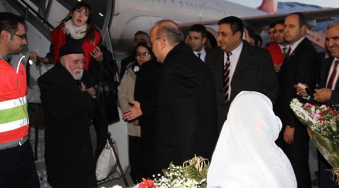 Ahıska Türkleri, Erdoğan'ın talimatıyla Erzincan'a getirildi!