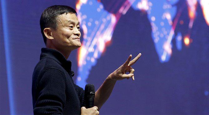 Alibaba'dan milyar dolarlık 'yemek'!