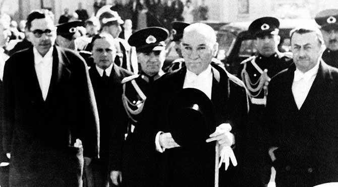 Atatürk Başkentte anılacak