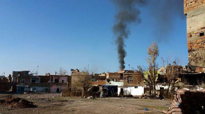 Sur'da 30 PKK'lı öldürüldü
