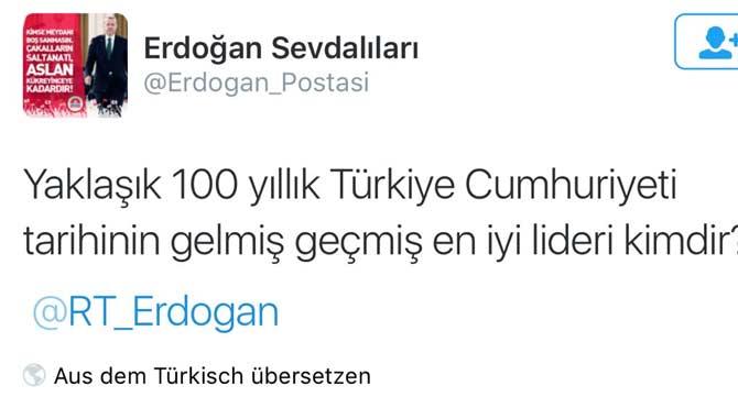 AKP'lilerin sayfasında hüsran yaratan anket!