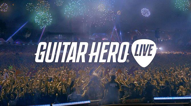 Guitar Hero Live başlıyor
