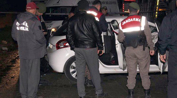 İzmir'de katliam gibi kaza