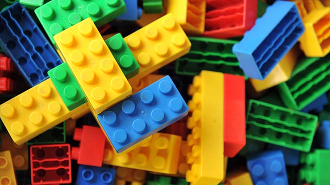 Altına değil, Lego'ya yatırım!