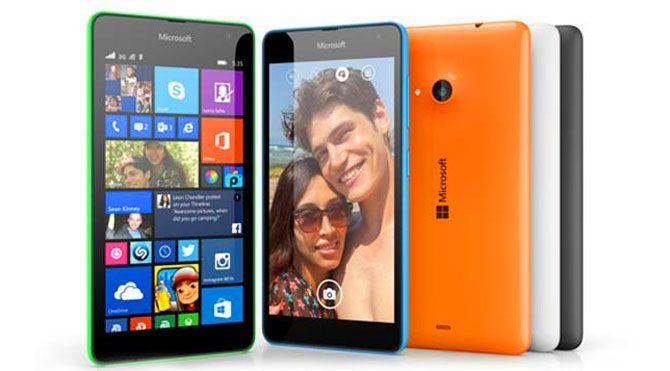 Microsoft Lumia 650 için tarih verildi