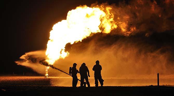 Nijerya'da gaz santralinde patlama: En az 100 ölü