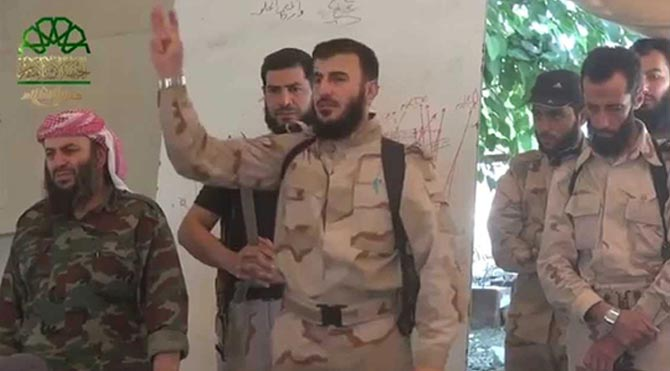 Suriyeli muhalif komutan öldürüldü