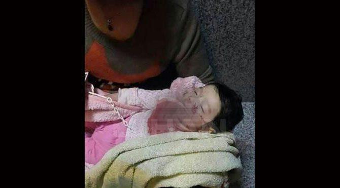 Çatışmada 3 aylık bebek ve dedesi öldü!