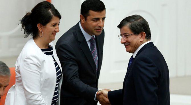 Hükümet'ten HDP'ye ret!
