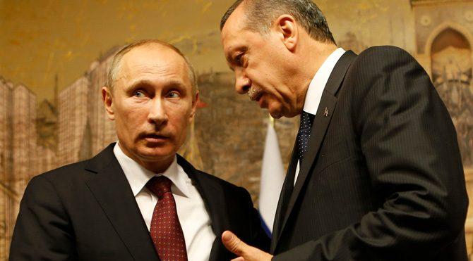 Krizin kazananı Putin ve Erdoğan