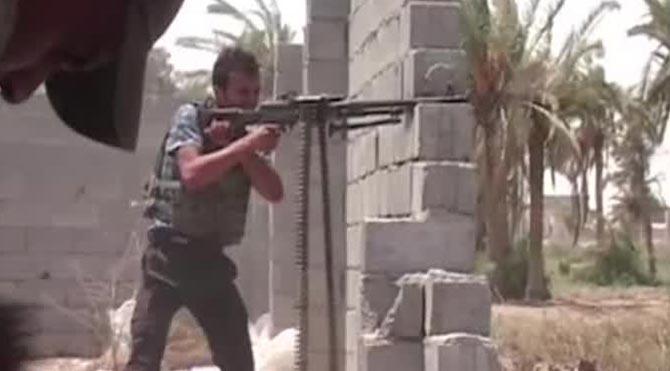 Irak ordusu Ramadi´nin merkezine girdi