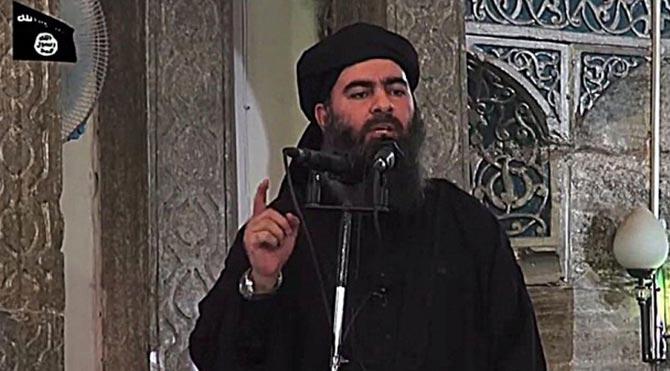 IŞİD liderine ait ses kaydı bulundu