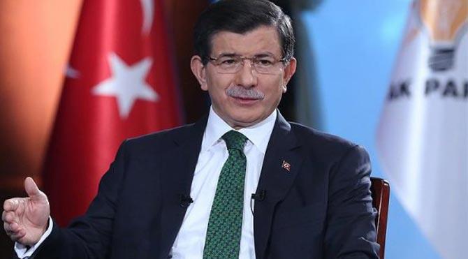 Davutoğlu, 'Yeni Türkiye Yolunda' konuştu!