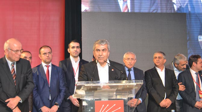 CHP İstanbul İl Başkanı Cemal Canpolat oldu!
