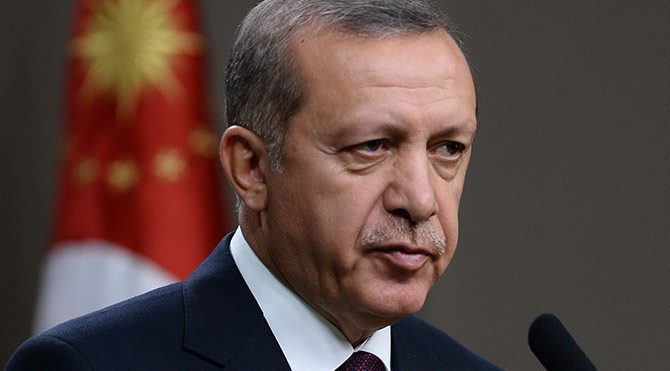 Erdoğan yine 'Atatürk' demedi