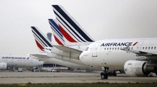 Air France'ta grev çağrısı