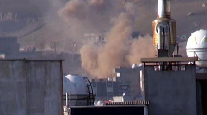 Cizre'de hain saldırı: 3 şehit