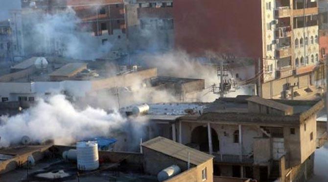 Cizre'de 5 yaşındaki çocuk öldü